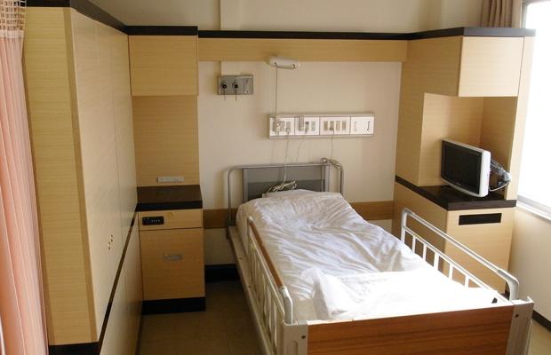 埼玉県某医療施設 個室家具