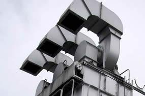 大型集塵機
